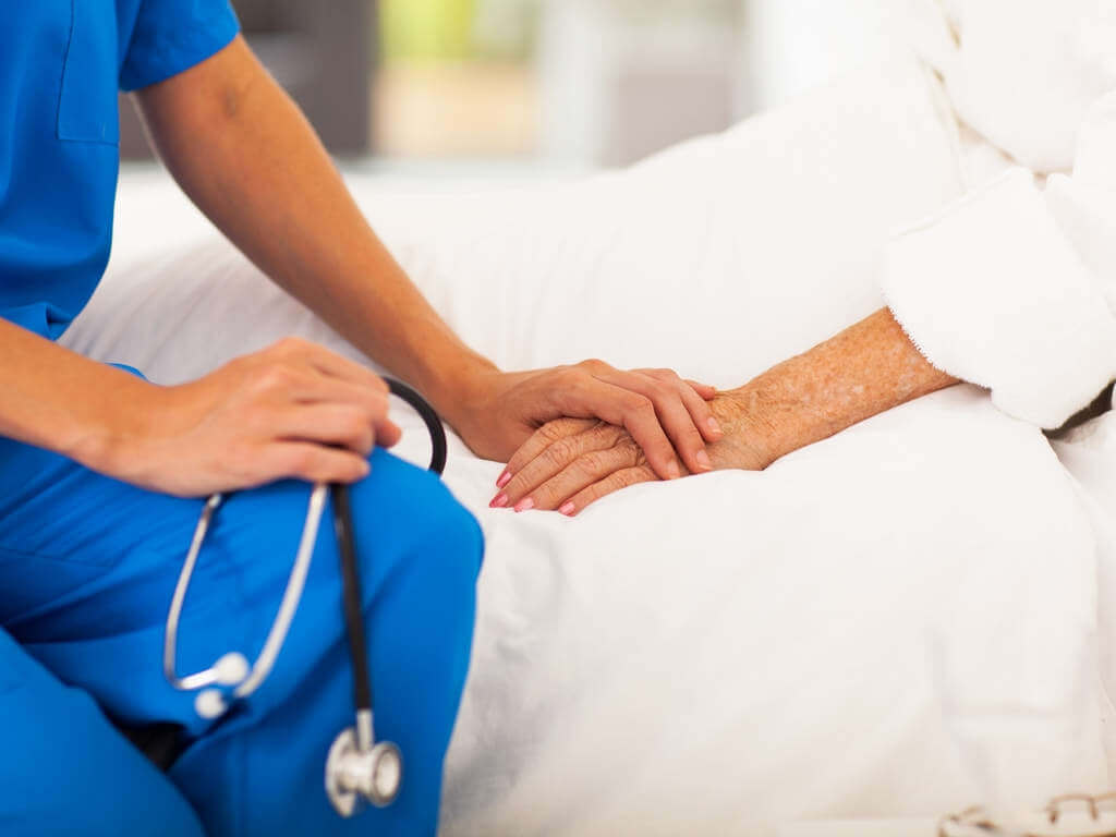 care for a patient using rozanno locsin s theory
