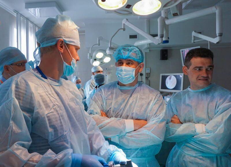 Мастер-класс по нейрохирургии