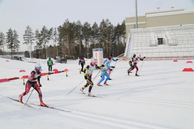 Фото: ОСШОР по лыжным гонкам и биатлону Л.Н. Носковой